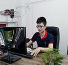 潘成业:大学辍学学汽修,不靠颜值靠技术