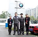 湖南U乐国际娱乐瑞宝宝马就业回访 见证学子成长