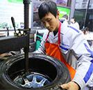 湖南万通举行汽车美容装潢工和汽车装调工技能考核