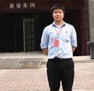 黄玉琪——学汽修 让搁浅的梦想再次起航