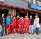温情布满四月天 湖南万通回访国合定向班毕业学子
