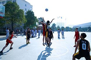 校区篮球赛