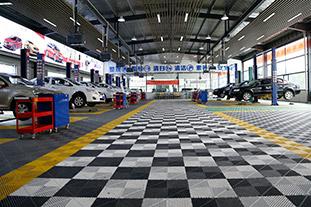 汽车维修实训中心