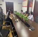 长沙市维修协会来校洽谈考证事宜,拿证更轻松了!