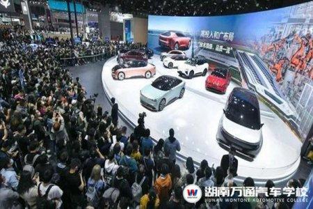 """上海车展:汽车行业大势""""见新识变"""" 新人才迎百年机遇"""